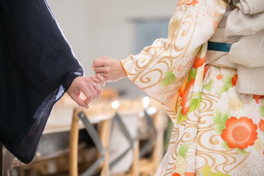 【花嫁さま必見!!】打掛だけが和装じゃない!ウェディング衣装の新常識